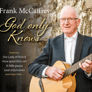 Frank McCaffrey - God Only Know Album Cover