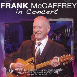 Frank McCaffrey In Concert CD Cover