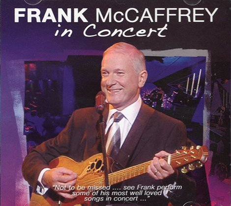 Frank McCaffrey In Concert CD Cover