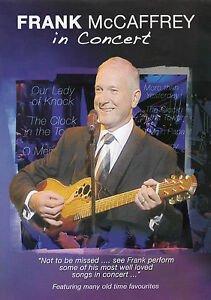 Frank McCaffrey In Concert DVD Cover