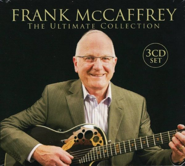 CD Album Cover for the Ultimate Collection