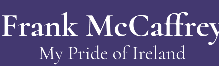 My Pride of Ireland Banner