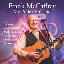 My Pride of Ireland cd cover